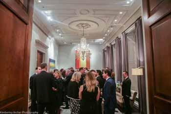 Annual Reception, Arts Club