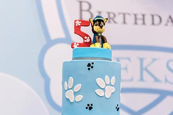 Paw Patrol Birthday, The Lanesborough
