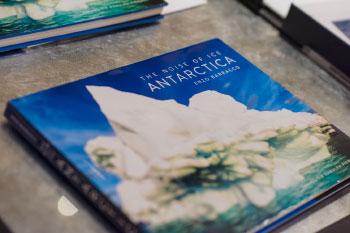 The Noise of Antarctica, Enzo Barracco