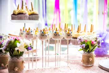 Unicorn Birthday, Mortons Club